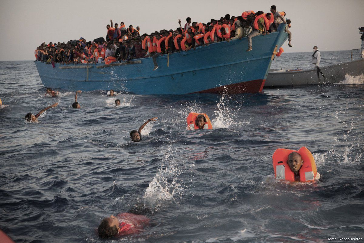 Europe has turned a blind eye to deaths in theMediterranean