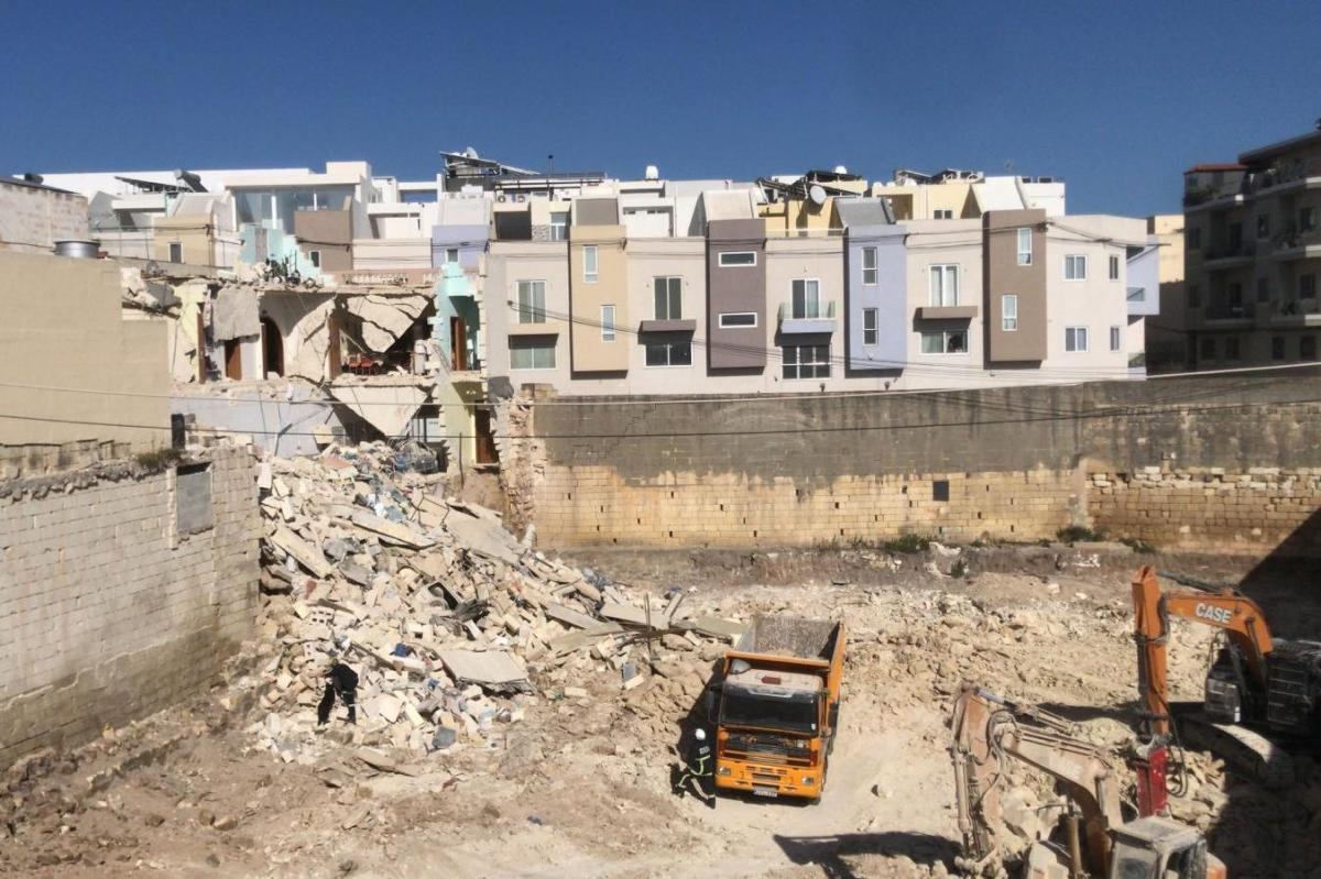 Yet another construction accident inMalta
