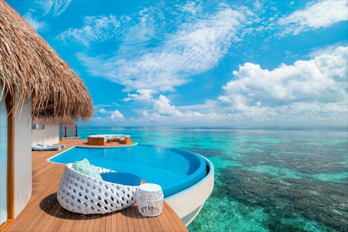 New resort opened